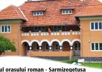 Muzeul Ulpia Traiana Sarmizegetusa
